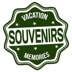 Souvenirs stamp