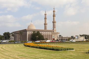 Мечеть Al Emam Ahmad Bin Hanbal. Шарджа