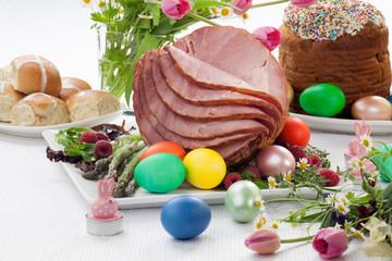 Honey Sliced Ham For Easter