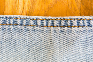 jean texture clothing fashion background of denim textile indust