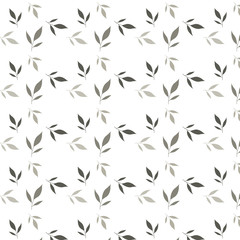 Vector Illustration of an Abstract Nature Pattern