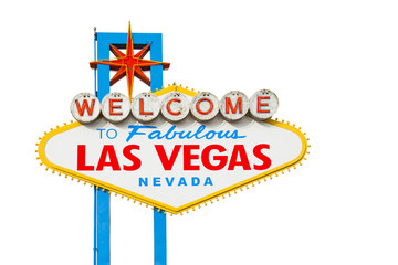 Aluminium Prints Las Vegas Welcome to Las Vegas Sign