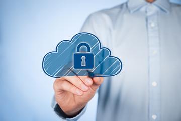 Cloud computing data security