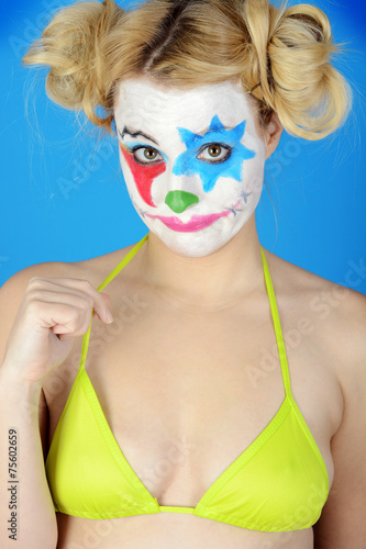 Heat Porno Sexy Clown Girl Gallery
