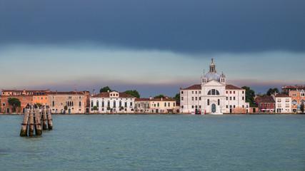 Venise église chiesa di Santa Maria Zitelle