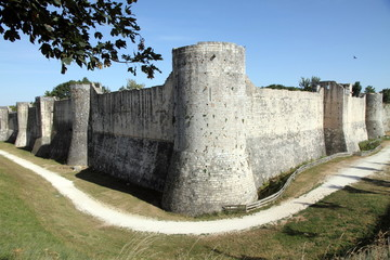France, Seine et Marne, Provins World Heritage by UNESCO