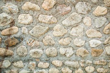 stone walls background