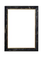 Square vintage art picture frame