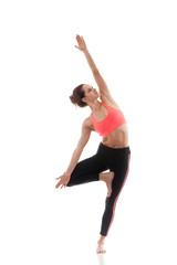 Yoga Pose vrikshasana
