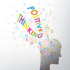 POSITIVE THINKING (positivity emotional intelligence happy)