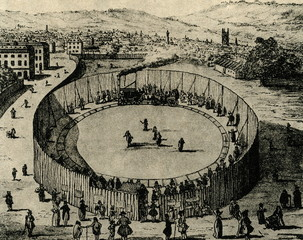 Trevithick's steam circus (London, 1808)