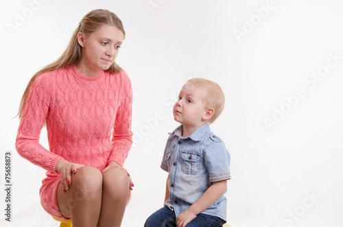 показти фото мать дала синуле.
