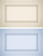 Decorative Certificate Frames