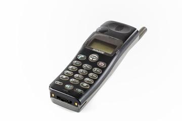 Old Phone Keys