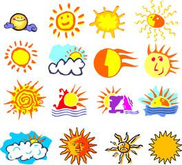 Sun Smile Theme 6