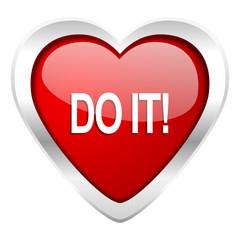 do it valentine icon