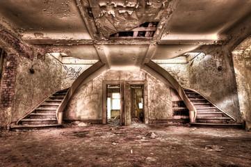 stairway Fototapete