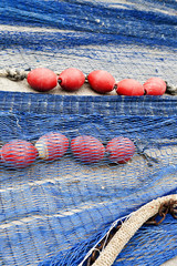 Redes de pescador