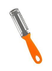 Paring knife isolated on a white background