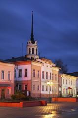 Shuya. Ivanovo region. Russia