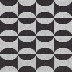 Abstract paneling pattern - seamless background