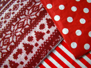 Jumbo Polka Dot and winter motive
