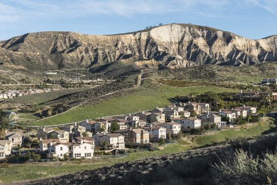 Mountainside Suburbia