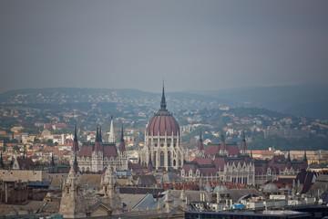 Foto op Canvas Wenen Budapest