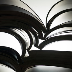 abstract magazine background