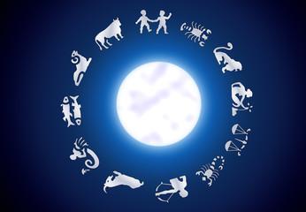 Sternzeichen - zodiac - zeichen - Tierkreiszeichen