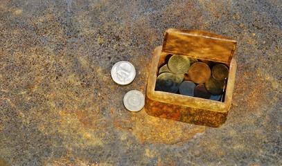 Münzen 31 ( Stilleben )