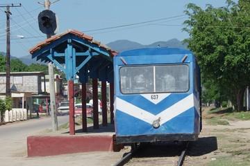 Eisenbahnverkehr in Kuba