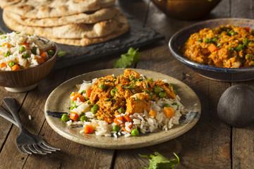 Homemade Chicken Tikka Masala