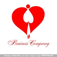 day, vector, love, art, romance, shape, heart, valentine's