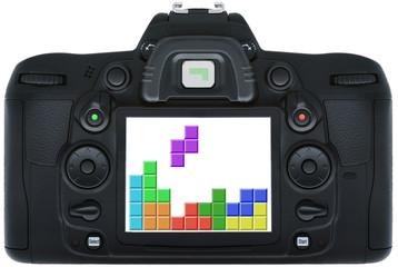 Photo tetris