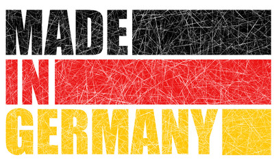 Made in Germany Grunge