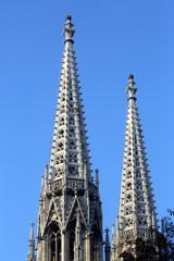 Votiv Kirche (The Votive Church). Vienna, Austria