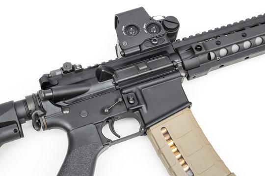assult rifle