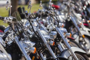 Custom motorbikes lane