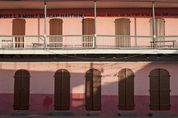 Historisches Gebäude, Cap Haitien, Haiti