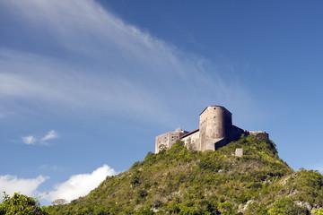 Zitadelle La Ferrière, Milot, Haiti