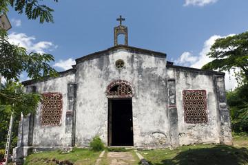 Dorfkirche im Südwesten Haitis