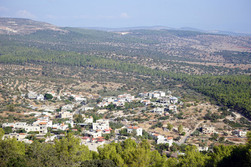 View from Tavor