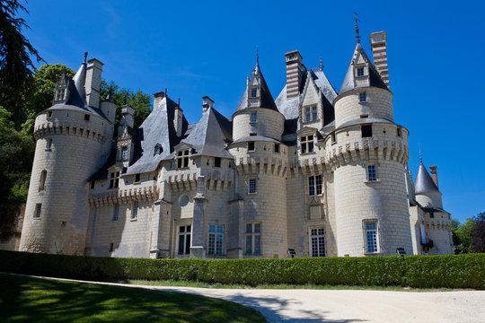 The Castle of Ussè