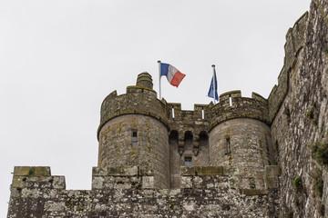 フランス モン・サン・ミシェル