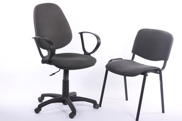 office chair, chair seat