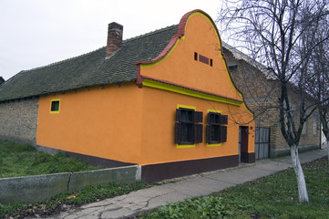 Old village haus