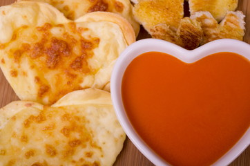 Food of Love, Tomato Soup
