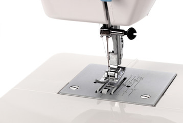 Sewing-machine. Claw
