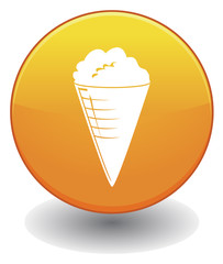 Ice Cream web button